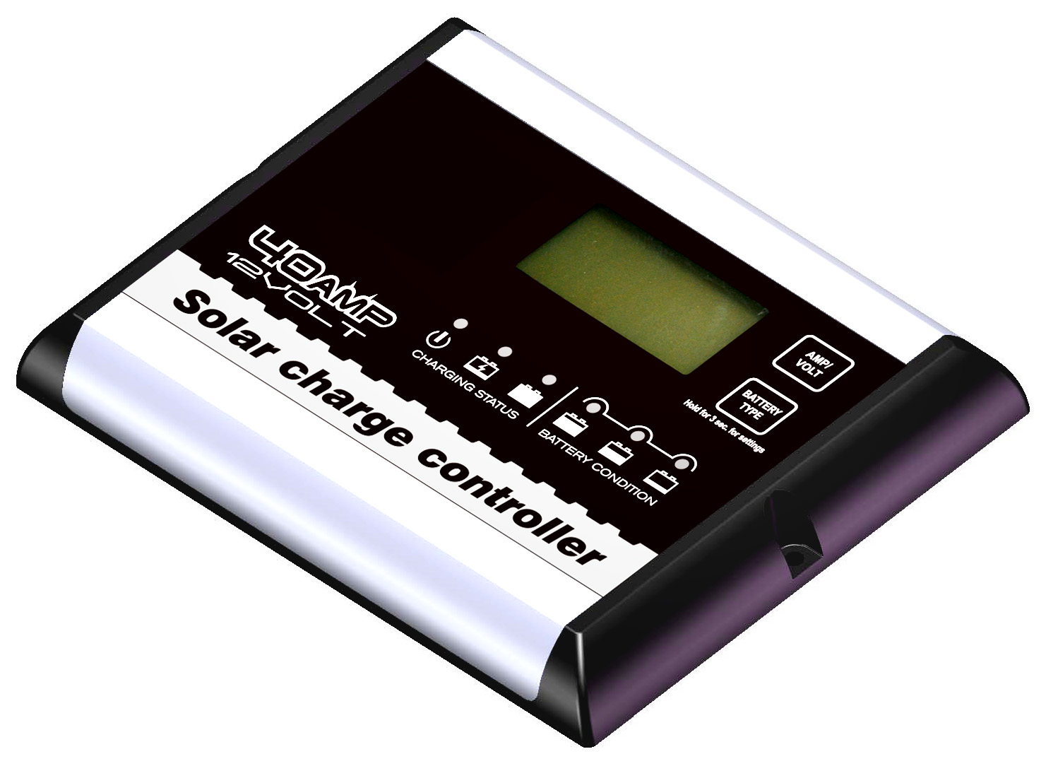 40A Digitial Solar Charge Controller